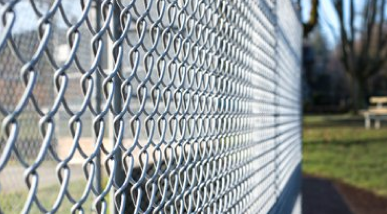 Chain link is one of the most popular and most affordable fencing types that you can purchase. Chain link is great if you want a security fence, but is also great in some instances for privacy. Chain link comes in many different colors and styles.
